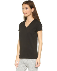 ad0d84481eeb Alexander Wang T By Superfine V Neck Tee, $120 | shopbop.com ...