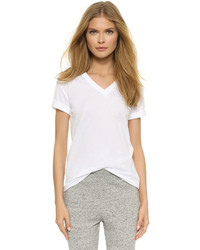 Alexander Wang T By Superfine V Neck Tee