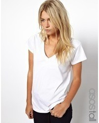 Asos Tall T Shirt With V Neck