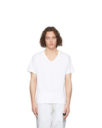 Maison Margiela White Aids Charity T Shirt