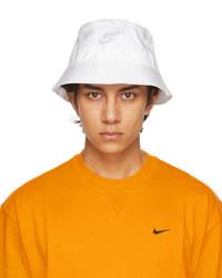 Nike White Blue Kim Jones Edition U Nrg Am Bucket Hat