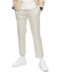Topman Skinny Fit Stripe Pants