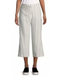 Vero Moda High Waist Stripe Culottes