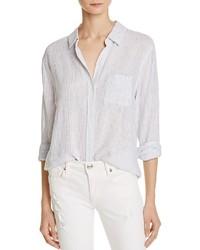 Charli stripe shirt medium 3640470