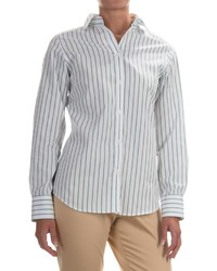 Pendleton City Stripe Cotton Shirt Long Sleeve