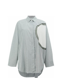 Maison Margiela Exposed Layer Detail Shirt