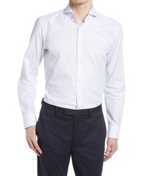 BOSS Jemerson Slim Fit Stripe Dress Shirt