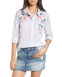 Rails Nevin Embroidered Shirt