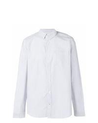Nn07 Pinstripe Formal Shirt