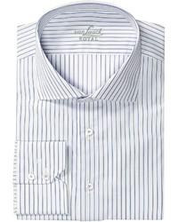 Van Laack Rivara Striped Sport Shirt Tailor Fit Long Sleeve