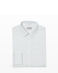 Club Monaco Slim Fit Stripe Dress Shirt