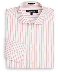 Bogosse Slim Fit Striped Dress Shirt