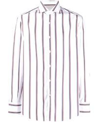 Brunello Cucinelli Striped Button Down Shirt