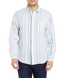 Tommy Bahama Lagoon Stripe Sport Shirt