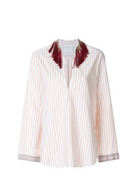 Forte Forte Striped Blouse