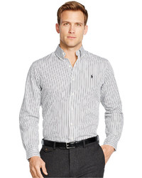 Polo Ralph Lauren Bengal Striped Poplin Shirt