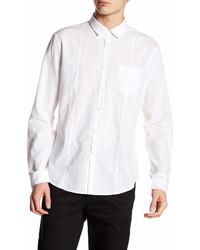John Varvatos Collection Slim Fit Dress Shirt