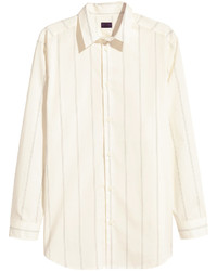 H&M Long Cotton Shirt