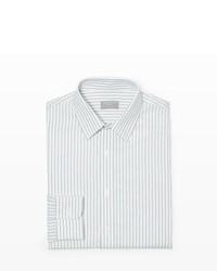 Club Monaco Slim Fit Stripe Dress Shirt