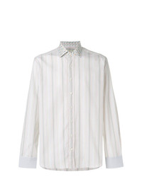 Etro Striped Dotted Longsleeved Shirt