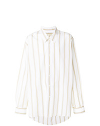 Marni Striped Oversized Shirt
