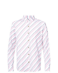 Moncler Striped Shirt