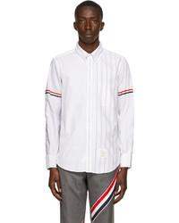 Thom Browne White Gros Armband Funmix Shirt