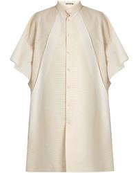 Issey Miyake Multi Panel Tunic Shirtdress