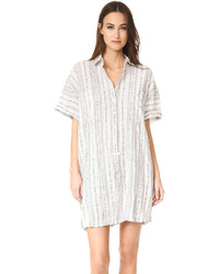 Derek Lam 10 Crosby Short Sleeve Shirtdress