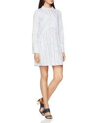 BCBGMAXAZRIA Stripe Shirt Dress