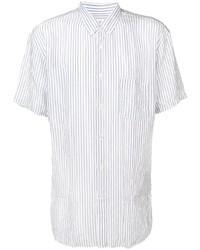 Comme Des Garcons SHIRT Comme Des Garons Shirt Short Sleeve Striped Shirt