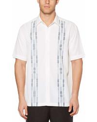c83b706c47 ... Cubavera Big Tall Ombre Dobby Panel Shirt