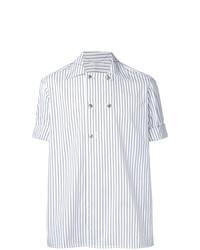 Aganovich Striped Short Sleeve Shirt