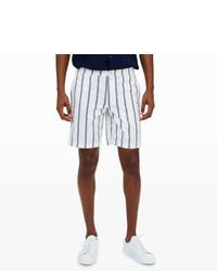 Club Monaco 9 Maddox Stripe Shorts