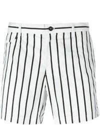 Dolce gabbana striped swim shorts medium 566101