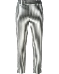 Paul by paul smith slim fit striped trousers medium 449035