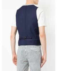 Loveless Pinstripe Waistcoat