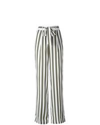 Equipment Stripe High Waist Trousers