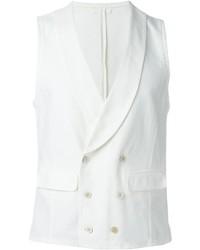 Gabriele pasini double breasted waistcoat medium 609491