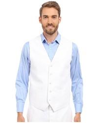Perry Ellis Linen Suit Vest Vest
