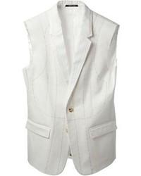 Maison Margiela Stitched Detail Waistcoat