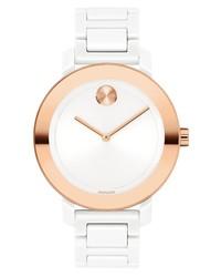Movado Bold Evolution Bracelet Watch