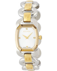 Escada Charlene Diamond Bracelet Strap Watch