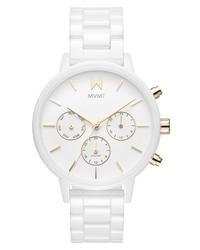 MVMT Nova Chronograph Bracelet Watch