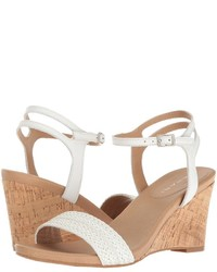 Tahari Friend Wedge Shoes
