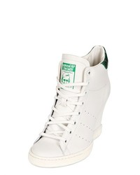 f47b4105bbd ... adidas 80mm Stan Smith Up Wedge Sneakers