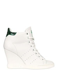 80mm Stan Smith Up Wedge Sneakers