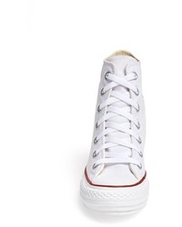 c20b352b5b6 ... Converse Chuck Taylor All Star Hidden Wedge Platform High Top Sneaker  ...