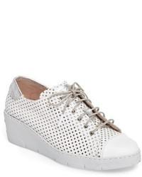 Hispanitas Shelby Perforated Wedge Sneaker