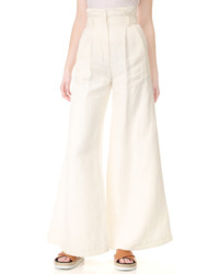 Awake wide leg trousers medium 1196236